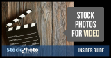 Insider Guide for Using Stock Photos for Video (and Doing it Right)