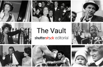 Shutterstock Opens The Vault – A First-Class Historical Stock Photo Collection