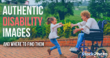 Find Disability Images for Inclusive Visual Designs