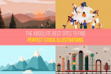 14 Absolute Best Sites to Find Perfect Stock Illustrations – Free and Premium Options