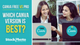 Canva Free vs Paid – Which Canva Version is Best?