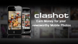 Earn Money for your newsworthy mobile Photos with Clashot