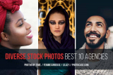 Diverse Stock Photos: Best 15 Agencies with Culturally Diverse People Images