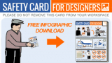 Stock Photo Safety Card for Designers (Infographic)