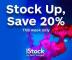 iStock Discount Promo Code