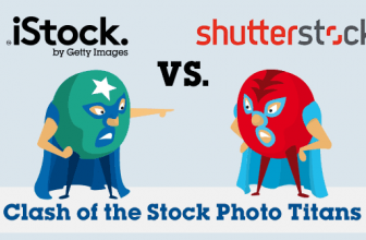 iStock vs. Shutterstock – Clash of the Stock Photo Titans – Detailed Comparison