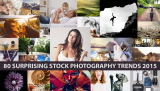 78 Surprising Stock Photography Trends 2015