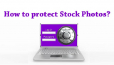 5 Steps how to protect your Stock Photos