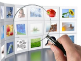 How to search for an stock photo?