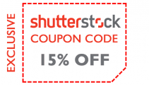 Get 15% on Everything at Shutterstock: Subscriptions and Image packs!