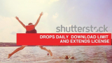 Shutterstock drops daily download limit and extends license