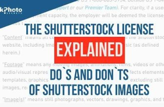 The Shutterstock License Explained: Do's and Don'ts of Shutterstock Images