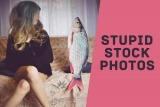 Where to Find Stupid Stock Photos?