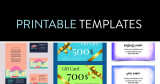 The Best Cheat Trick for Marketing Materials: Templates for Prints!