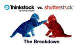 Thinkstock vs. Shutterstock – The Breakdown