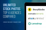 Unlimited Stock Photos: Top 4 Agencies to Get Unlimited Downloads Cheap