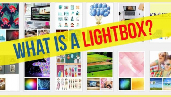 What is a Lightbox?